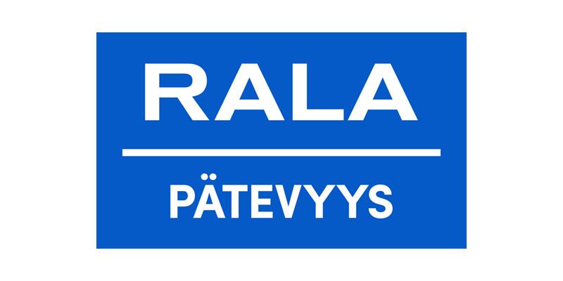 RALA P�TEVYYS